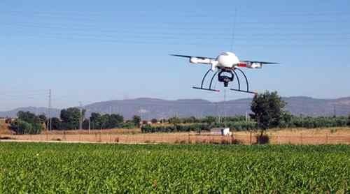 Cómo los drones pueden reducir costos en la producción agricola