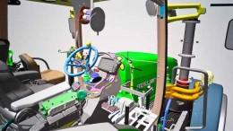 La realidad virtual para el diseño de tractores