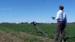 Agronomía y drones hacia la precisión