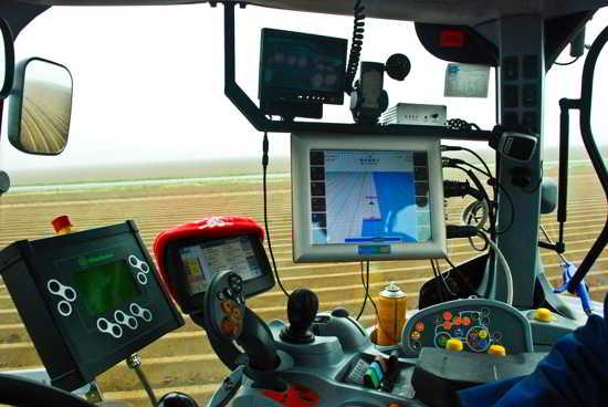 El software al servicio de la agrícultura