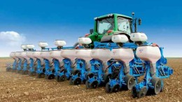 John Deere y la adquisición de un fabricante de sembradora de precisión